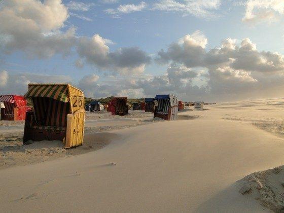 Am Strand von Juist  Ferienwohnung Juist-Ref 52044