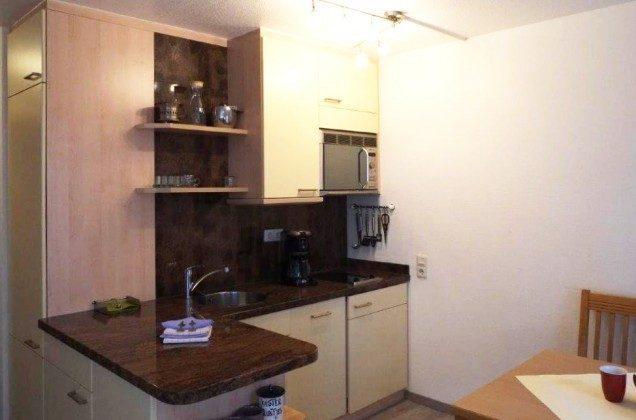 Küchenbereich  Ferienwohnung Juist-Ref 52044