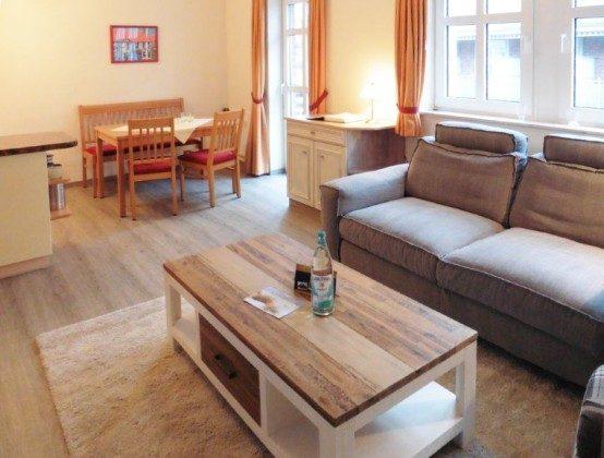 Wohnbereich Ferienwohnung Juist-Ref 52044