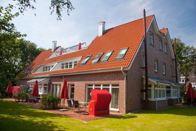 Ferienwohnung Langeoog mit Reiturlaub-Möglichkeit