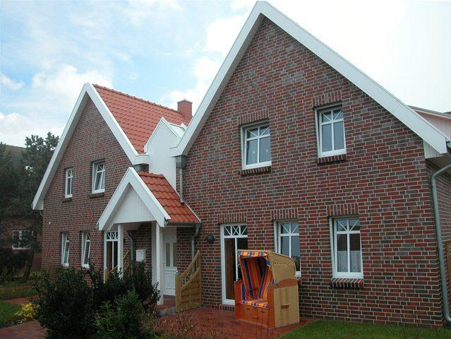 Ferienhaus Langeoog mit Reiturlaub-Möglichkeit