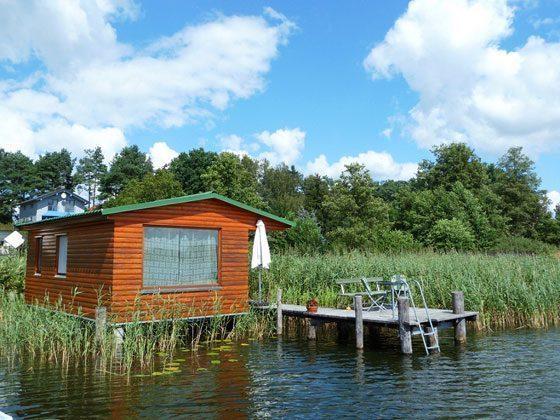 Bild 2 - Mecklenburg Canower See Ferienhaus Erle - Objekt 10194-4