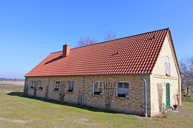 Ferienhaus Mecklenburg-Vorpommern mit Garten