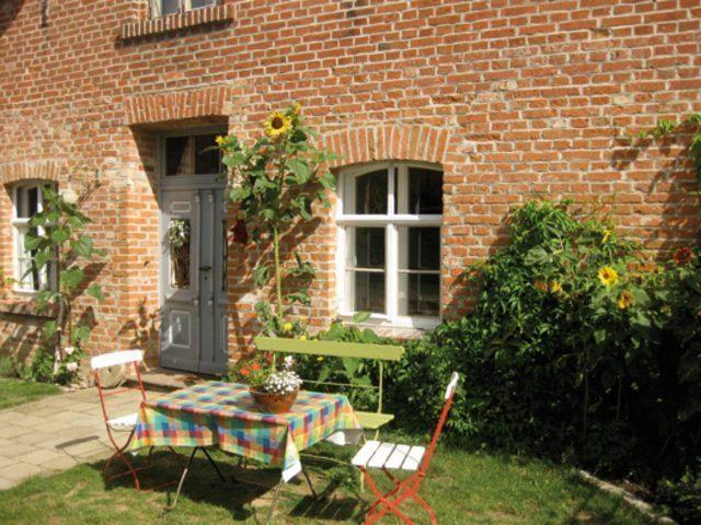 Ferienwohnung Mecklenburg-Vorpommern mit Garten
