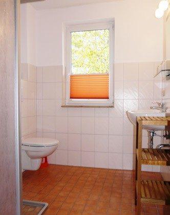 Dusche/WC Haus 5 Ferienhaus Reimershagen Ferienhäuser am See Ref. 80795