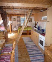 Küche Wohnen Schlafen_große Fewo