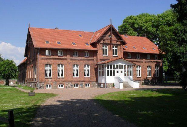 Ferienwohnung Mecklenburg-Vorpommern mit Reiturlaub-Möglichkeit