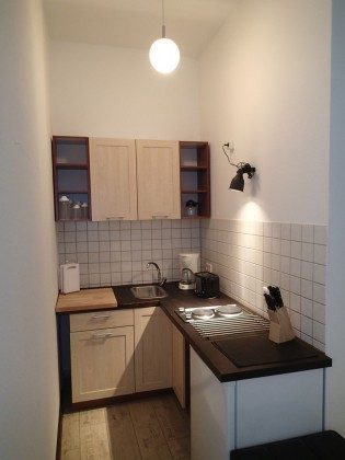 Küche Ferienwohnung Biberburg Ref. 85071-4