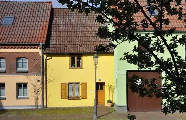 Ferienwohnung Mecklenburg-Vorpommern mit nahegelegener Tennisanlage