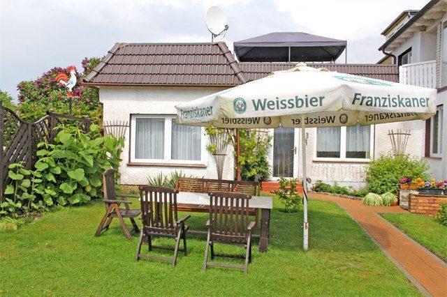 Ferienhaus Mecklenburg-Vorpommern mit Wandergegend