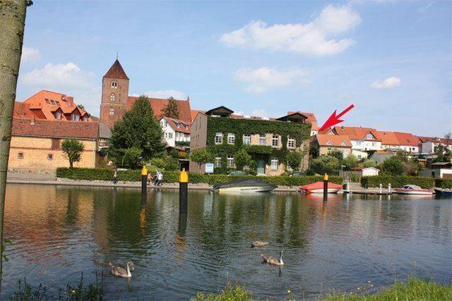 Ferienwohnung Mecklenburg-Vorpommern mit Wandergegend