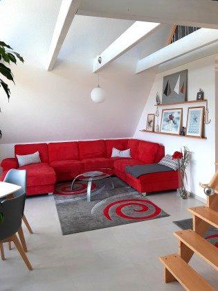 Galerie - Ferienwohnung Ref. 177019 - Wohnbereich mit Couch
