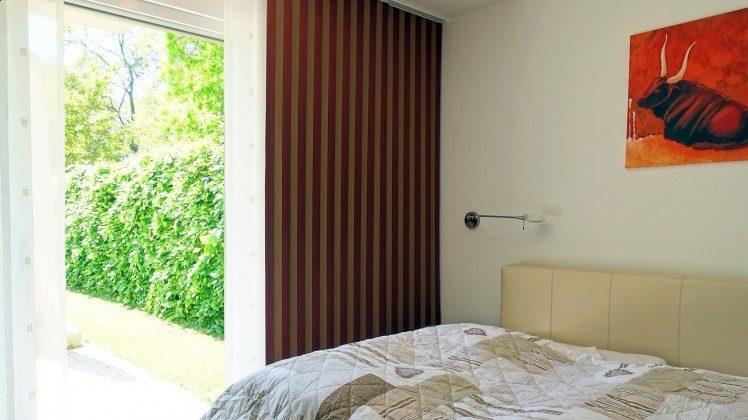 Warnemünde Residenz im Kurpark Ferienwohnung Lagune Schlafzimmer 2