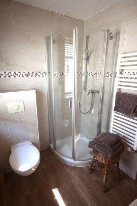 Warnemünde Apartment Afrika Duschbad