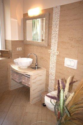 Warnemünde Apartment Sand-Düne Badezimmer Ref. 195157-4