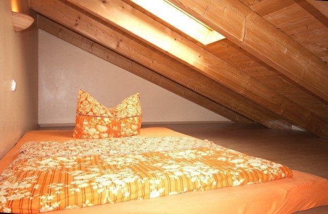 Warnemünde Ferienwohnung Sevilla Schlafzimmer 2 (Alkoven)