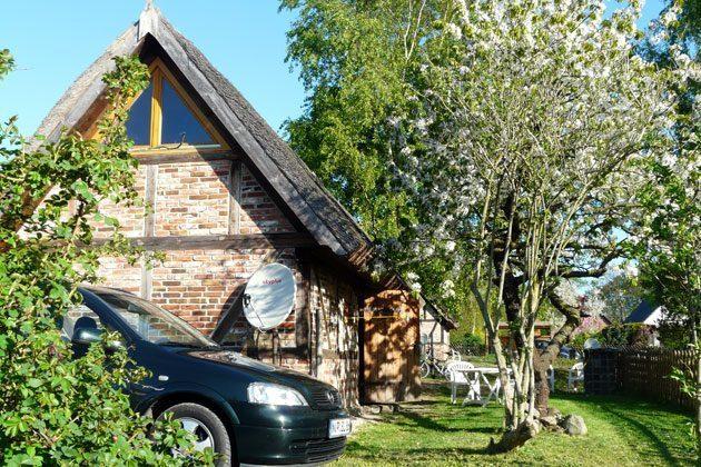 Ferienhaus am Ostseeradwanderweg