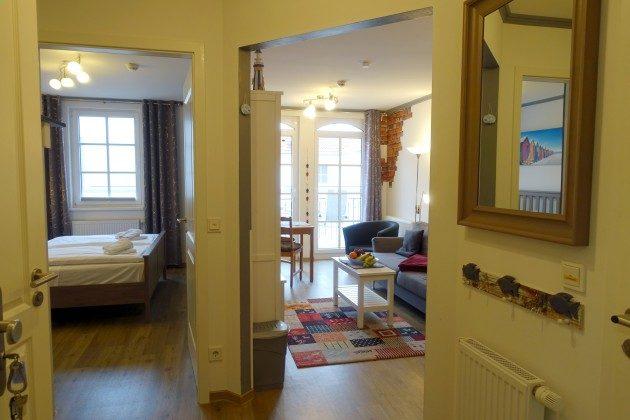Haus Meeresblick Ferienwohnung Kiek Inn Flur Ref. 217338