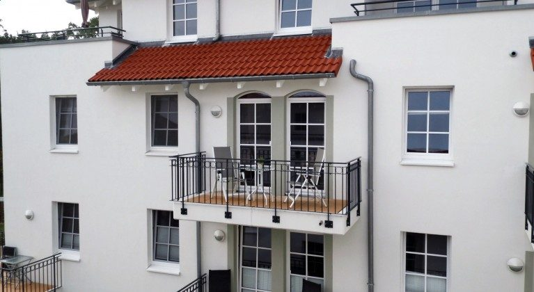 Haus Meeresblick Ferienwohnung Kiek Inn Balkon Ref. 217338