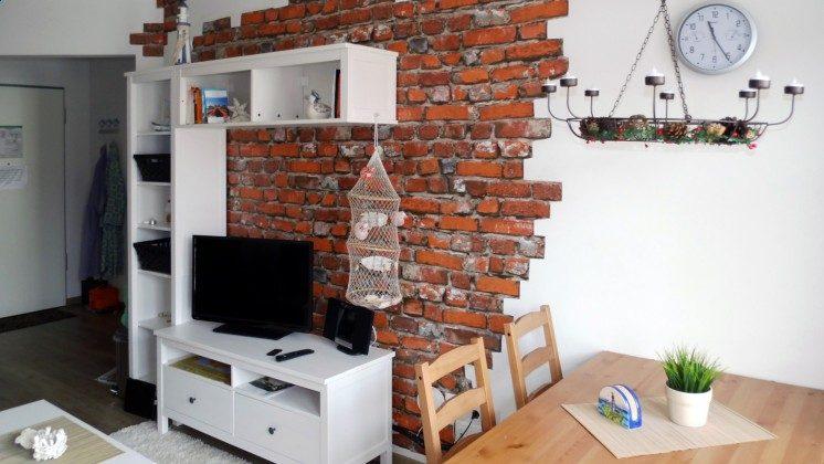 Haus Meeresblick Ferienwohnung Kiek Inn Esstisch Ref. 217338