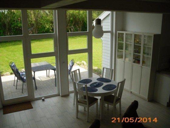 Blick von der Galerie Wohnung 2