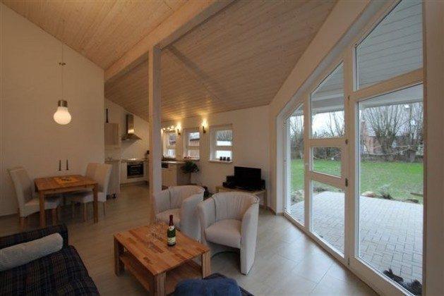 Wohn-und Essbereich Wohnung 1