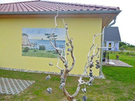 Aussenansicht  Rügen Wittow Haus Wildrose Ref. 137270