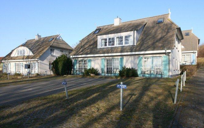 Aussenansicht Sellin Neuensiener See Apartment 19 Ref. 201658-1