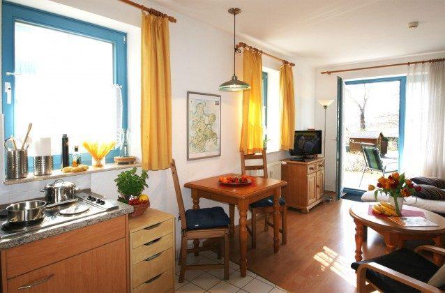 Wohnbereich Sellin Neuensiener See Apartment 19 Ref. 201658-1