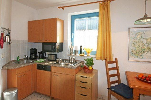 Küchenbereich Sellin Neuensiener See Apartment 19 Ref. 201658-1