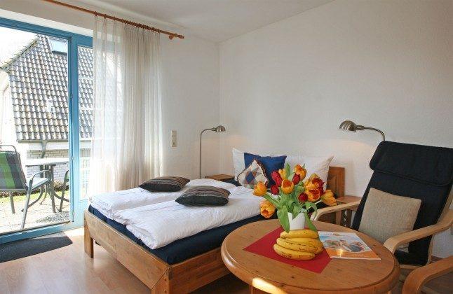Schlafbereich Sellin Neuensiener See Apartment 19 Ref. 201658-1