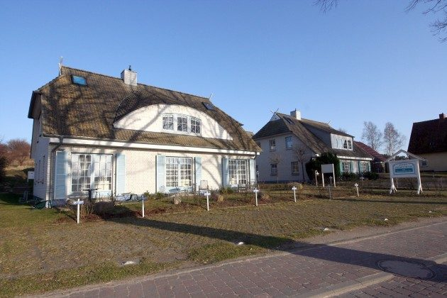 Ferienwohnung Mecklenburg-Vorpommern mit Parkplatz