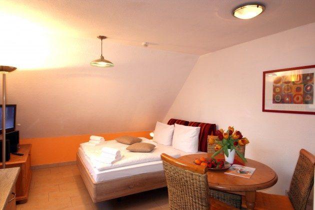 Sellin Neuensiener See Apartment 10 Schlafbereich  Ref. 201661
