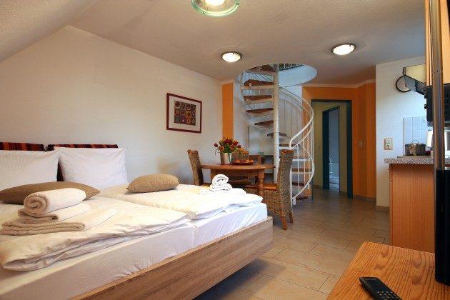 Sellin Neuensiener See Apartment 10 Doppelbett  Ref. 201661