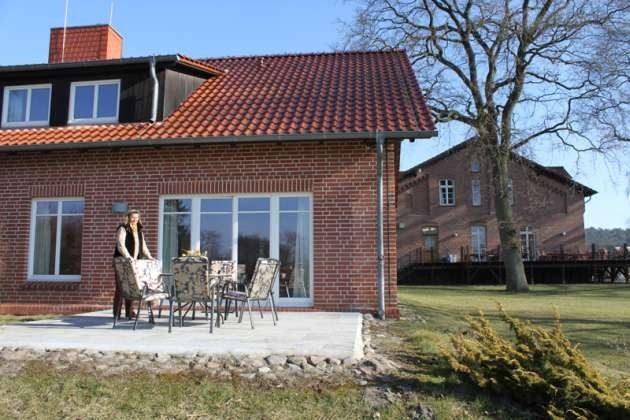 Bild 11 - Landhaus Helga - mitten im Grünen am Settiner ... - Objekt 116155-2