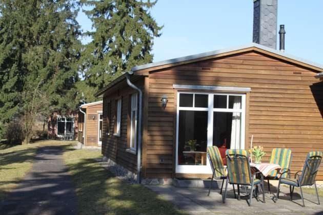 Ferienhaus Mecklenburg-Vorpommern mit nahegelegener Tennisanlage