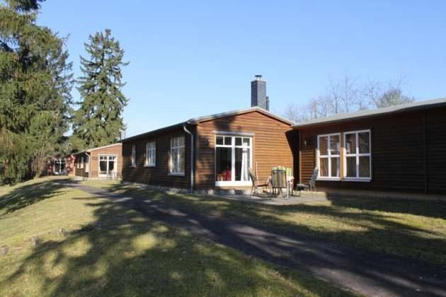 Bild 5 - Ferienhaus - Blockhaus Schwan mit Kamin - direk... - Objekt 116155-3