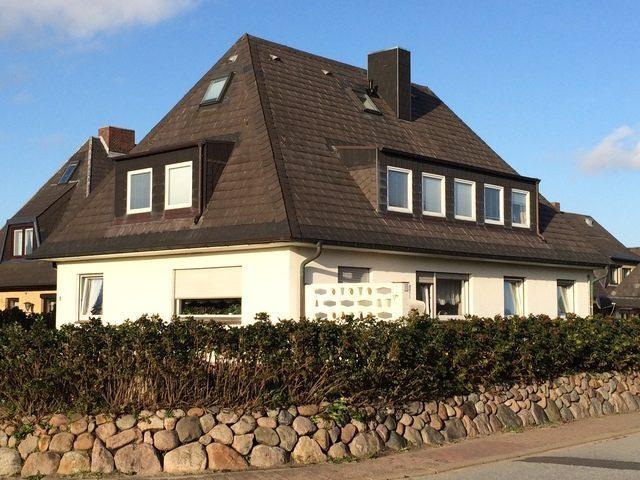 Ferienwohnung Nordsee mit Garten