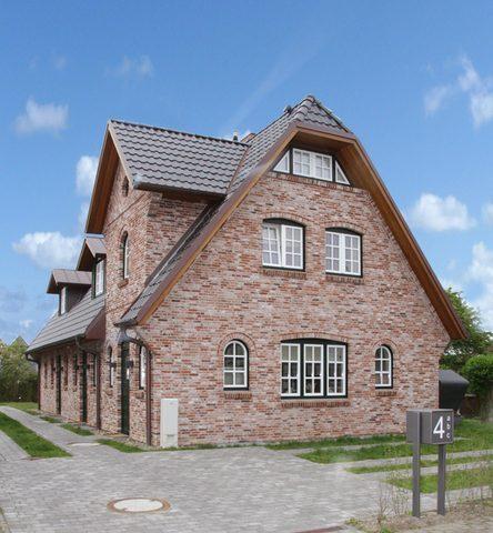 Ferienhaus Nordsee mit WLAN