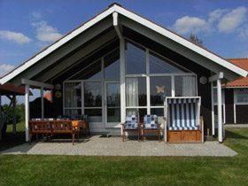 Ferienhaus Nordseeküste (Holstein) mit WLAN