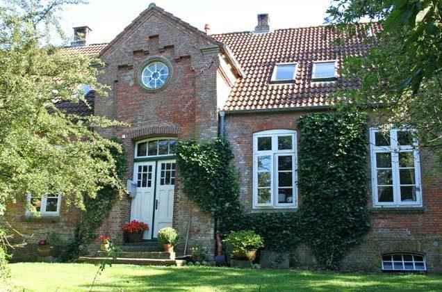 Ferienhaus Nordseeküste (Holstein) mit Garten