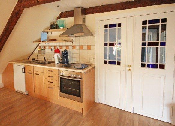 Küchenzeile OG Ferienhaus Alte Schule Tetenbüll nahe St. Peter Ording Ref. 2610-1