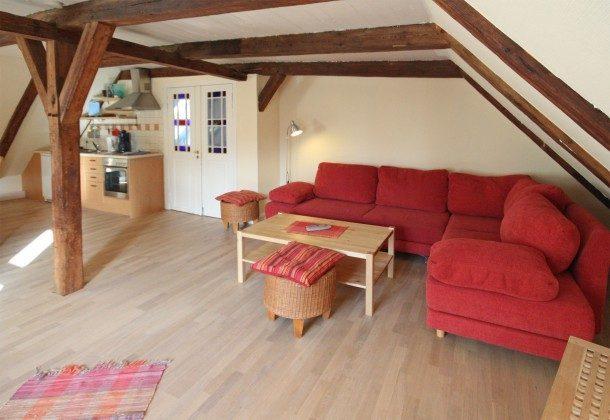 Wohnbereich OG Ferienhaus Alte Schule Tetenbüll nahe St. Peter Ording Ref. 2610-1