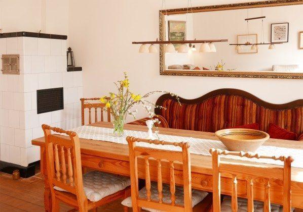 Wohnbereich Ferienhaus Alte Schule Tetenbüll nahe St. Peter Ording Ref. 2610-1