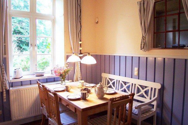 Küche Ferienhaus Alte Schule Tetenbüll nahe St. Peter Ording Ref. 2610-1