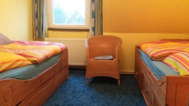 Schlafzimmer OG 2 Gäste