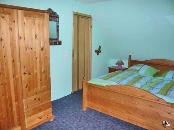 Schlafzimmer 4 Gäste