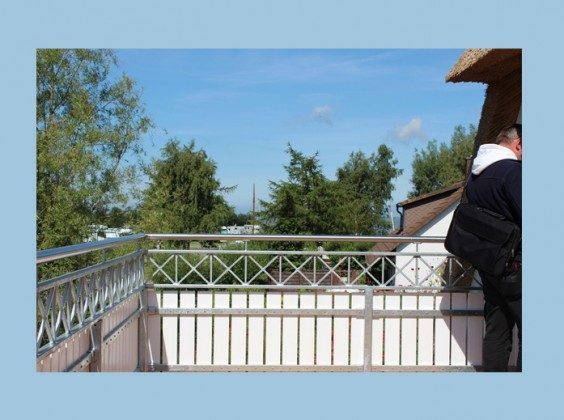 Balkon Ostsee Ferienwohnungen unter Reet Ref: 109908-5