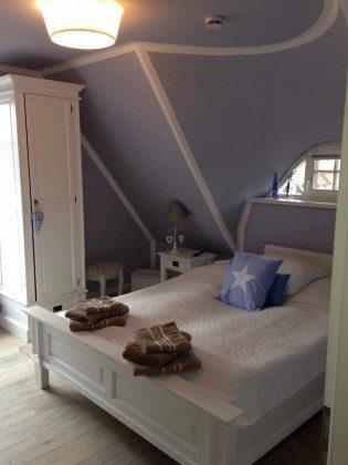 Schlafzimmer 1 Dünengras Ostsee Ferienwohnungen unter Reet Ref: 109908-5