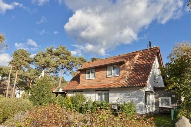 Ostsee Fischland Darss Ferienhaus am Strand - Außenansicht - 2662-2